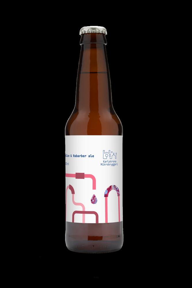 Hallon & Rabarber Ale